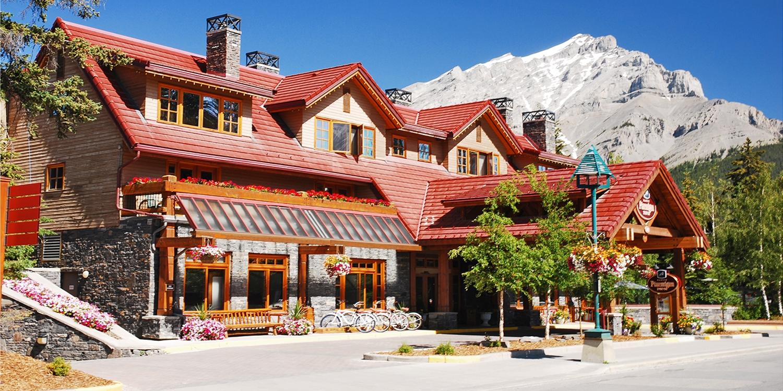 Banff Ptarmigan Inn -- Banff, Canada