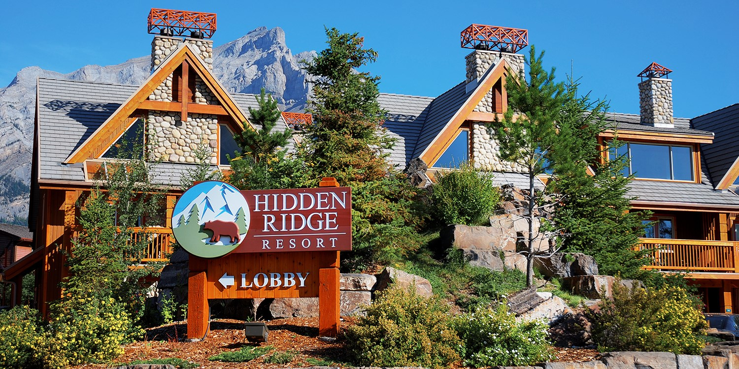 Hidden Ridge Resort -- Banff, Alberta