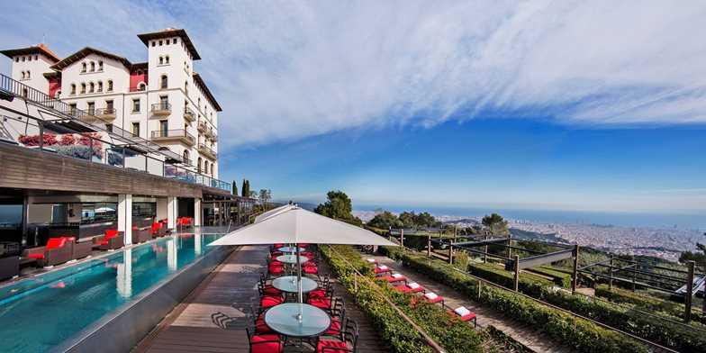 Gran Hotel La Florida Barcelona Spain