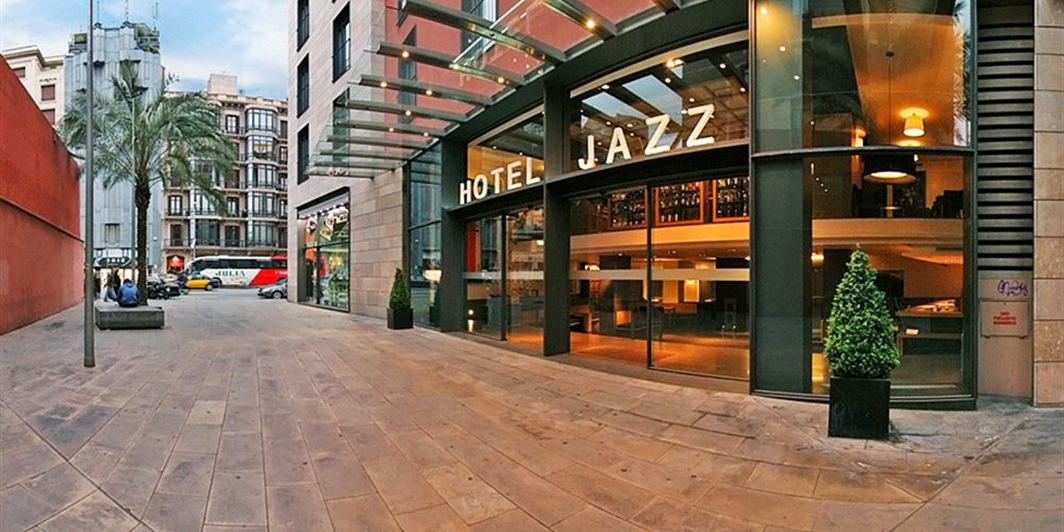 Hotel Jazz -- Barcelona, Spain