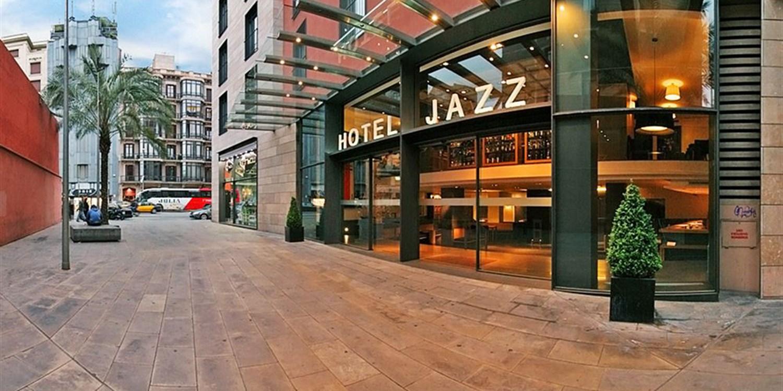Hotel Jazz -- Barcelona, Spanien