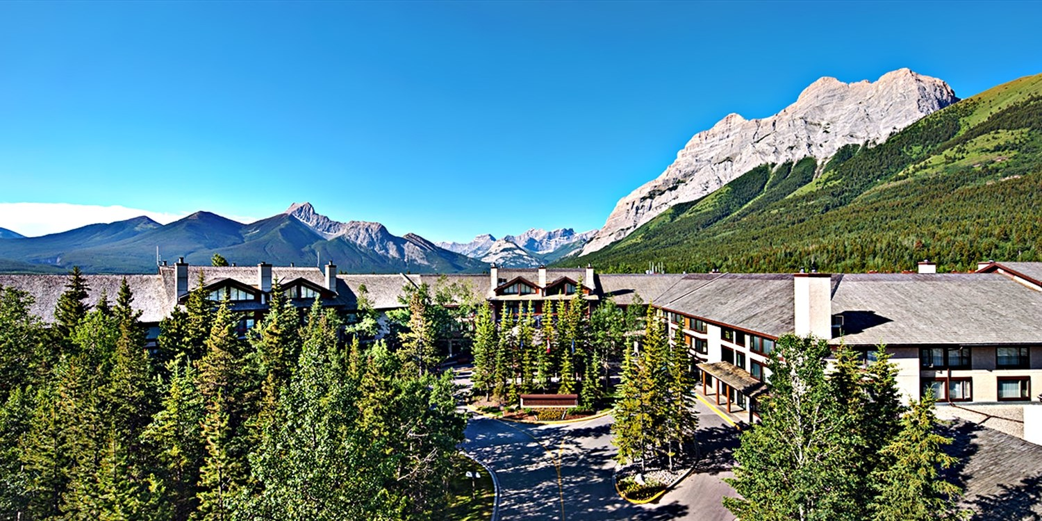 Delta Lodge at Kananaskis Exterior
