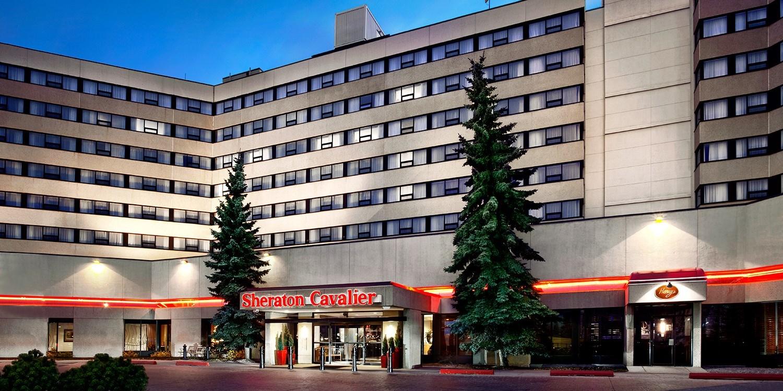 Sheraton Cavalier Calgary Hotel -- Calgary, Canada