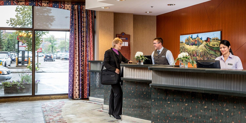 Coast Edmonton Plaza Hotel -- Edmonton, Canada