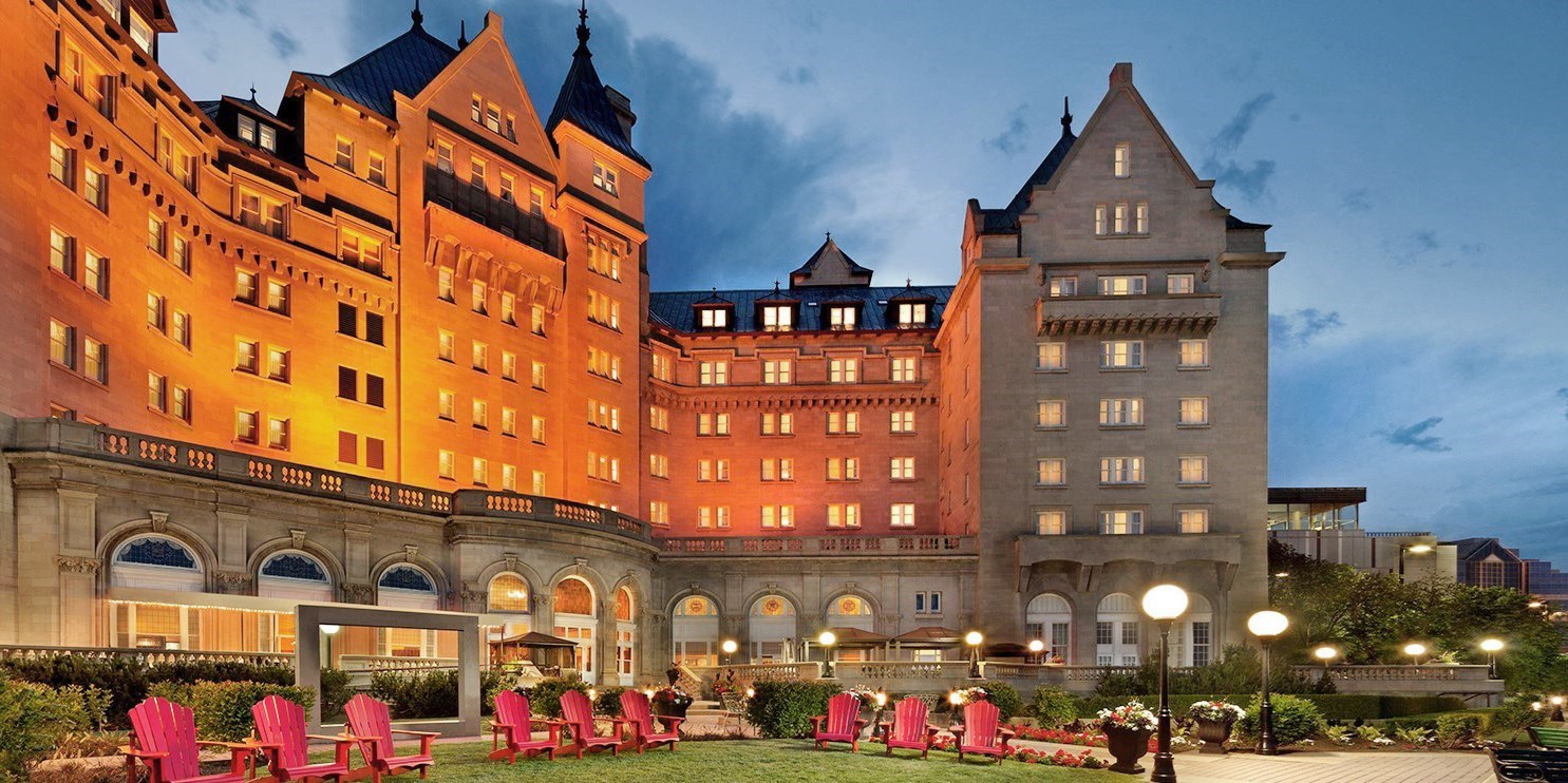 Fairmont Hotel Macdonald -- Edmonton, Canada