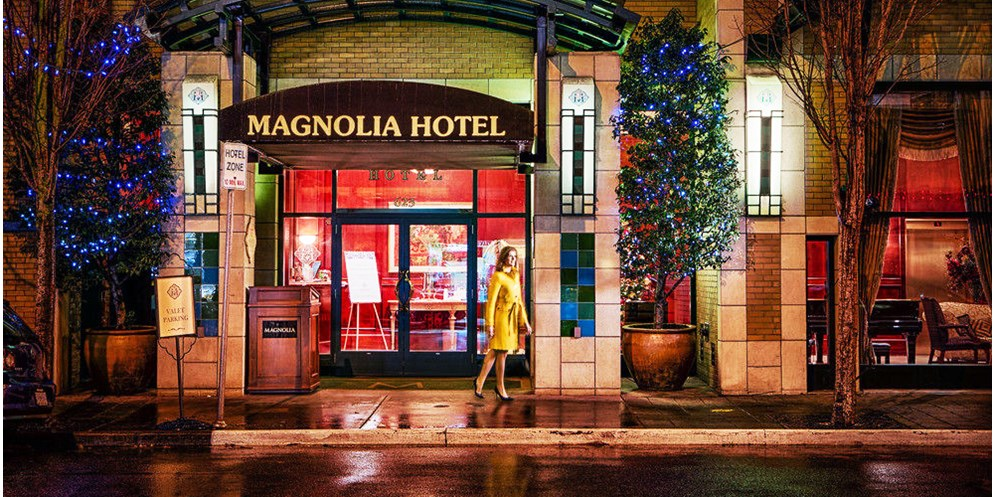 The Magnolia Hotel and Spa -- Victoria, Canada