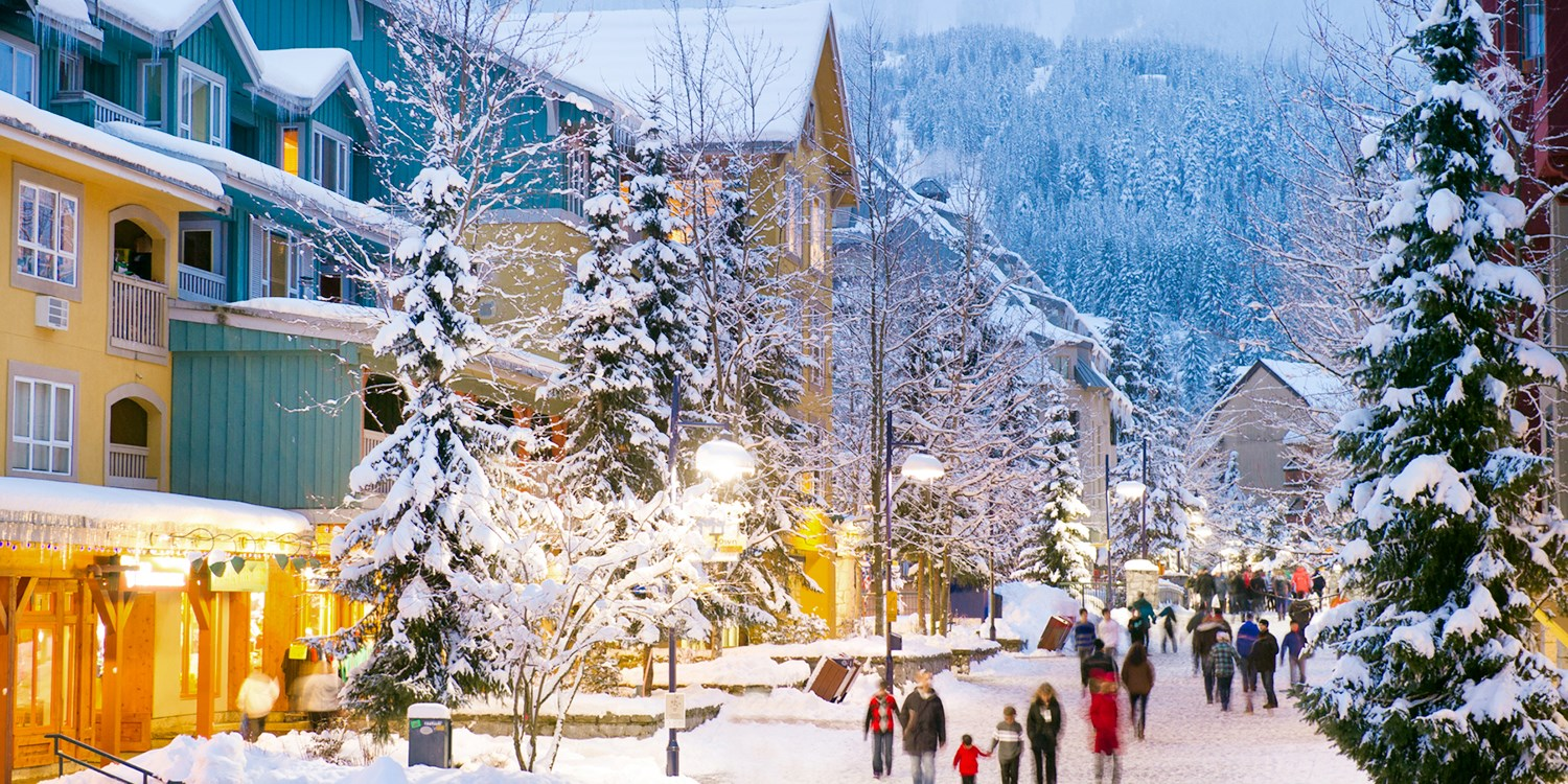 Whistler Village: 30% Off Peak Ski-Season Dates -- Whistler, British Columbia