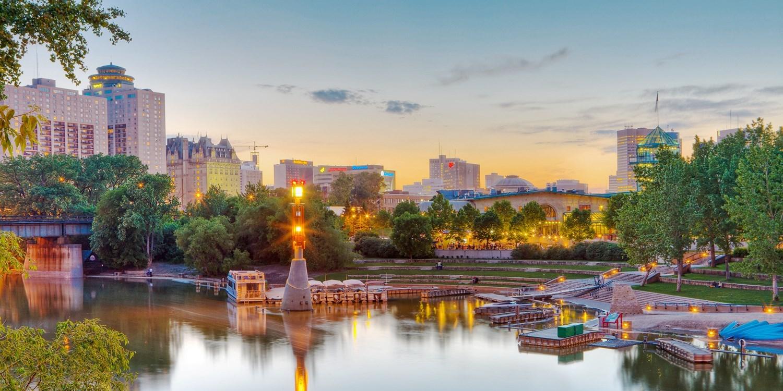 Fairmont Winnipeg -- Winnipeg, Canada