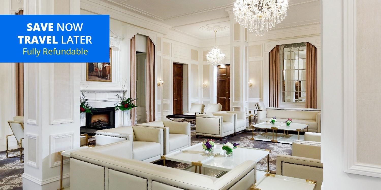 $99-$129 – Landmark Lord Nelson Hotel w/Drinks & Perks, up to 45% Off -- Halifax, Nova Scotia