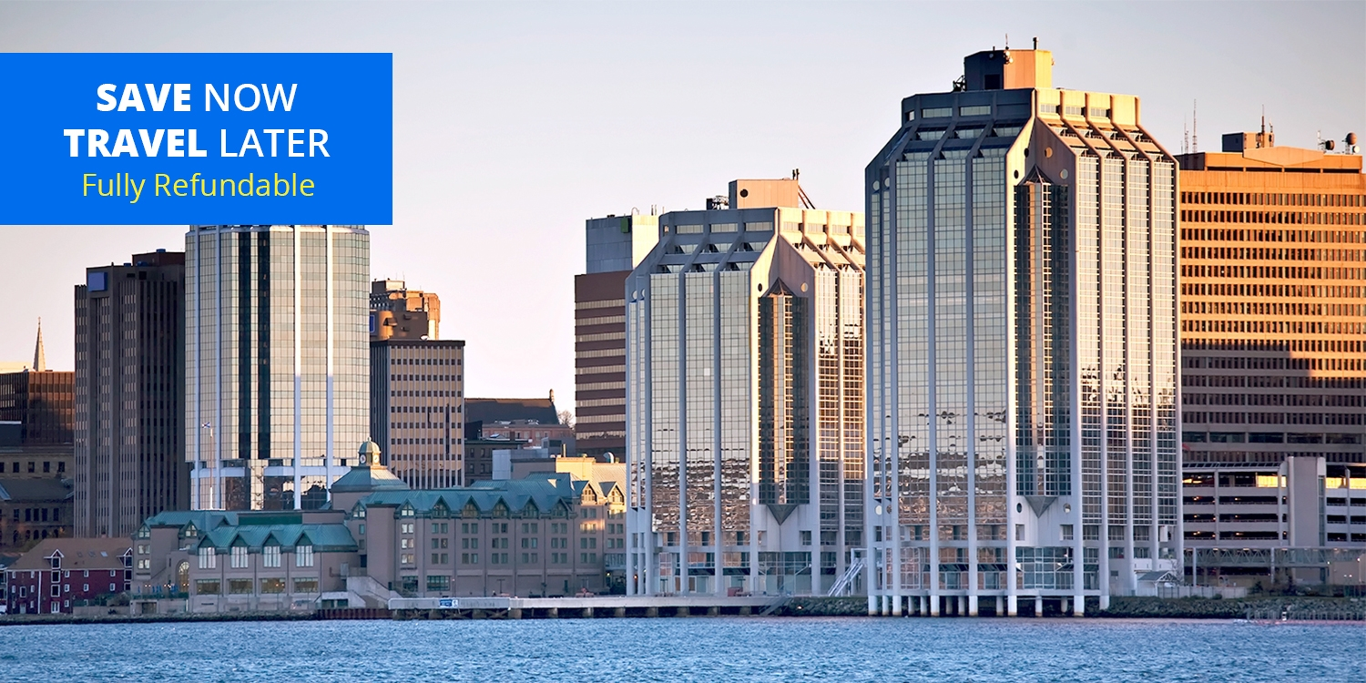 £54 & up – Downtown Halifax Stays through December, over 35% Off -- Halifax, Canada