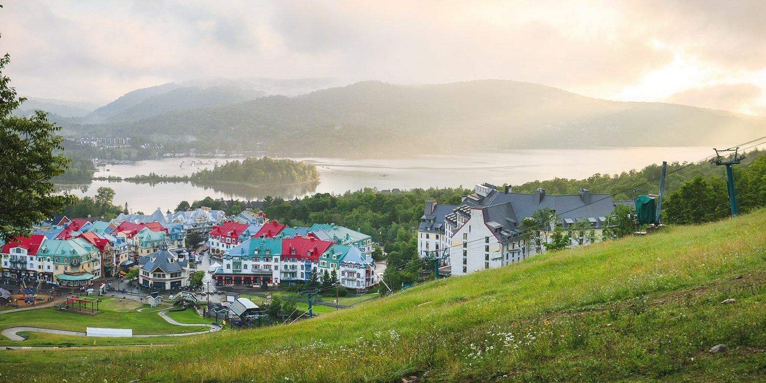 £117 & up – 4-Star Fairmont into Summer, Save up to 55% -- Mont-Tremblant, Canada