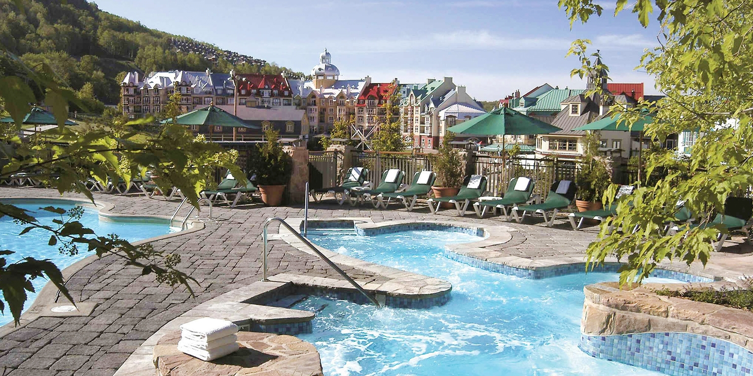 $195 – Fairmont Tremblant Stay w/Breakfast & Parking -- Mont Tremblant, Canada