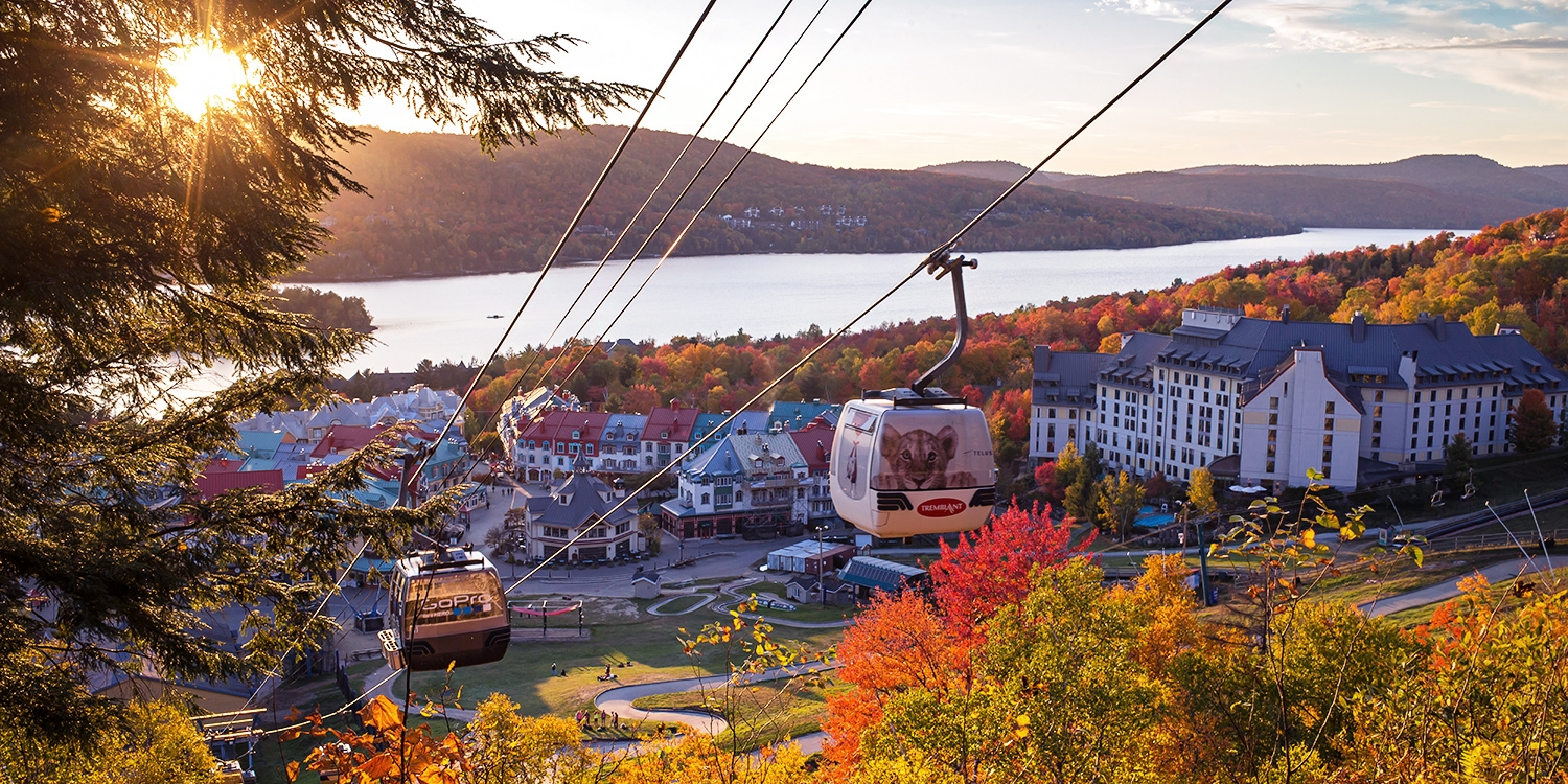 $303 – Fairmont Tremblant w/Breakfast & Parking, 40% Off -- Mont Tremblant, Canada