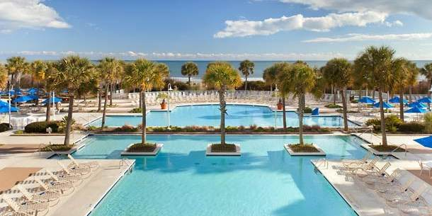 Marriott Myrtle Beach Resort At Grande