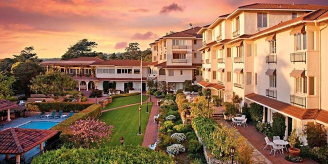 La Playa Hotel Carmel Ca