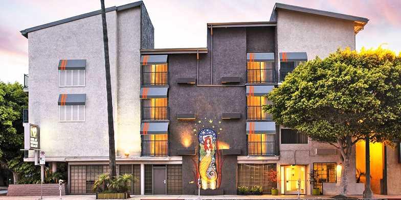 The Inn At Venice Beach Marina Del Rey Ca