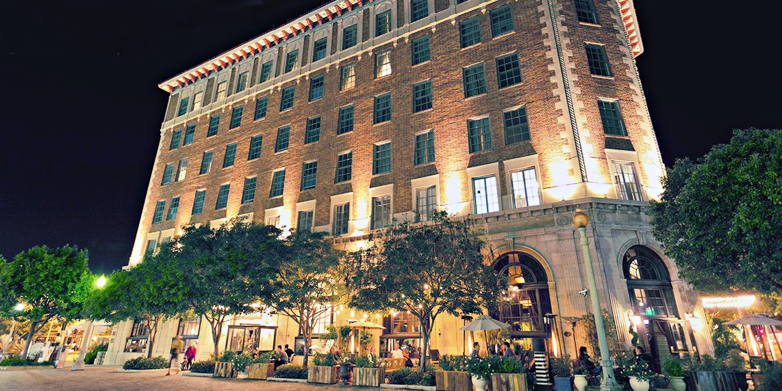 The Culver Hotel -- Culver City, CA