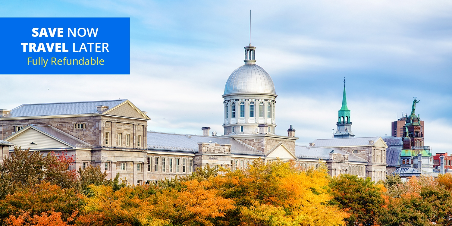 £82 – Old Montreal Stays through March w/Breakfast, Parking & Extras, 60% Off -- Montreal, Canada