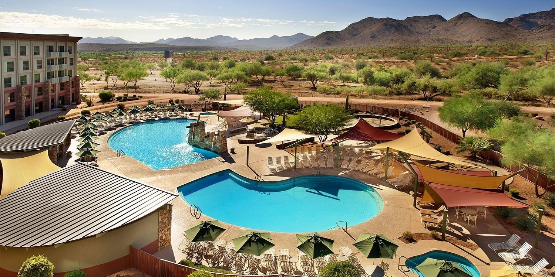 We-Ko-Pa Resort & Conference Center  -- Fort McDowell, AZ