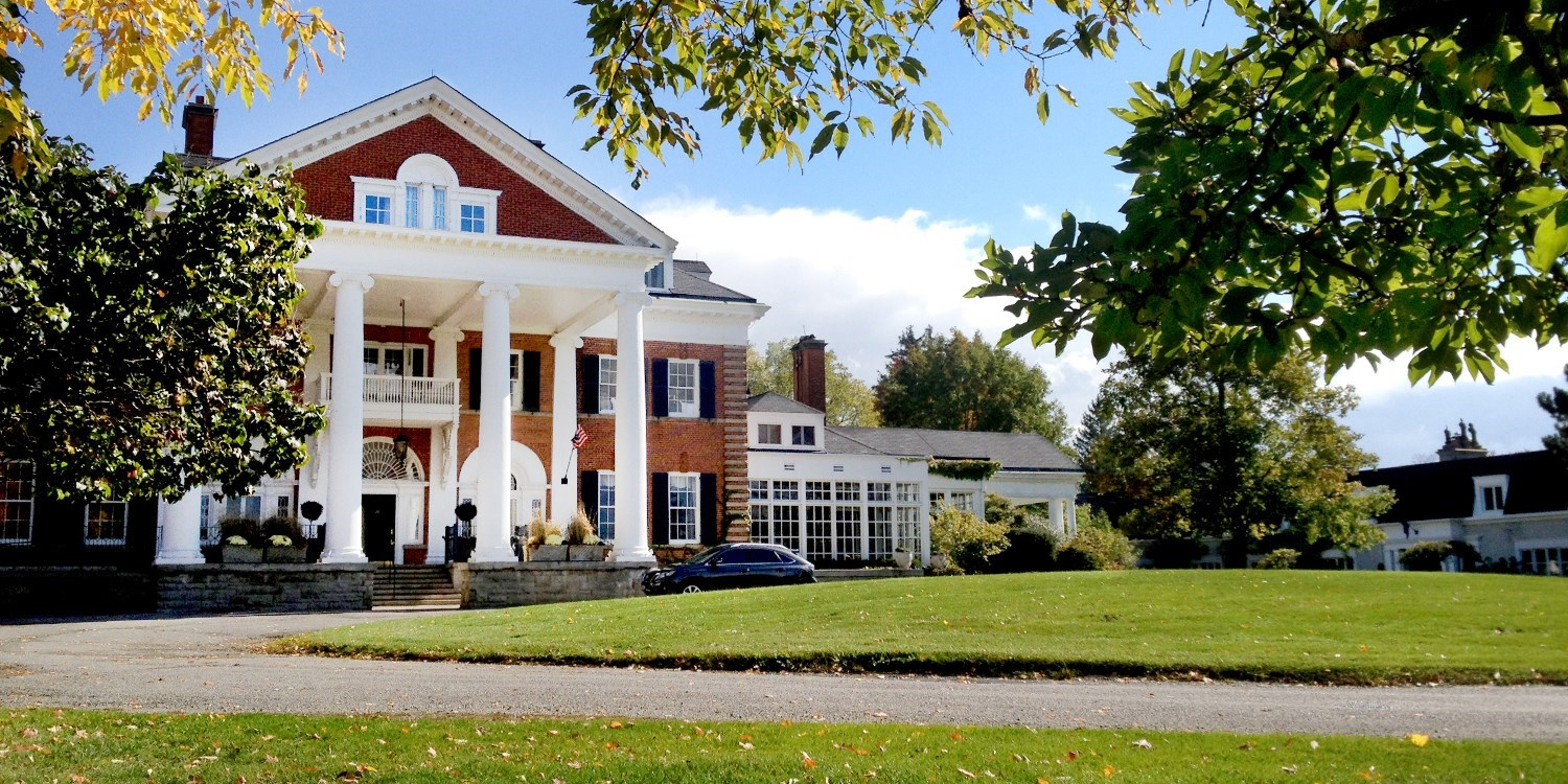 Langdon Hall Country House Hotel and Spa -- Cambridge, Ontario