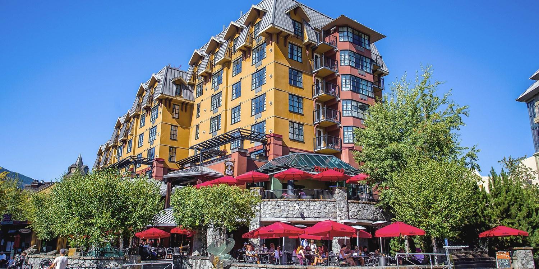 Sundial Boutique Hotel -- Whistler, Canada