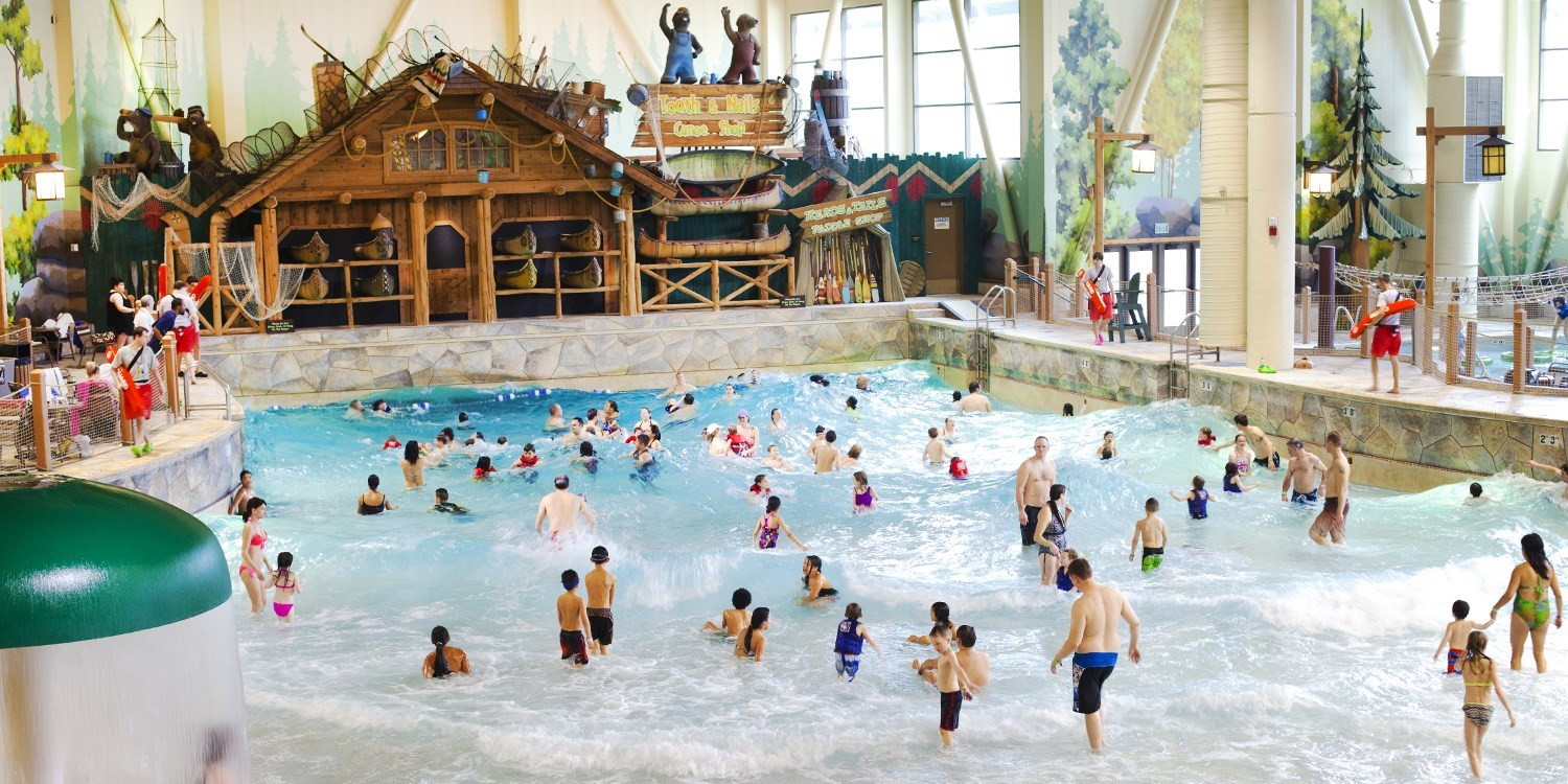 Great Wolf Lodge Cincinnati/Mason -- Mason, OH