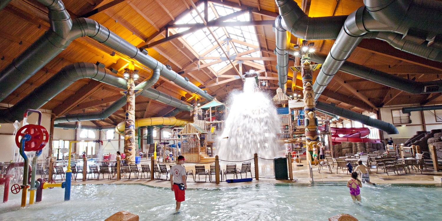 Great Wolf Lodge Traverse City -- 特拉弗斯市, MI, 美国