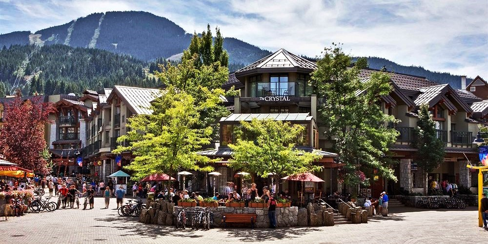 Crystal Lodge & Suites -- Whistler, British Columbia