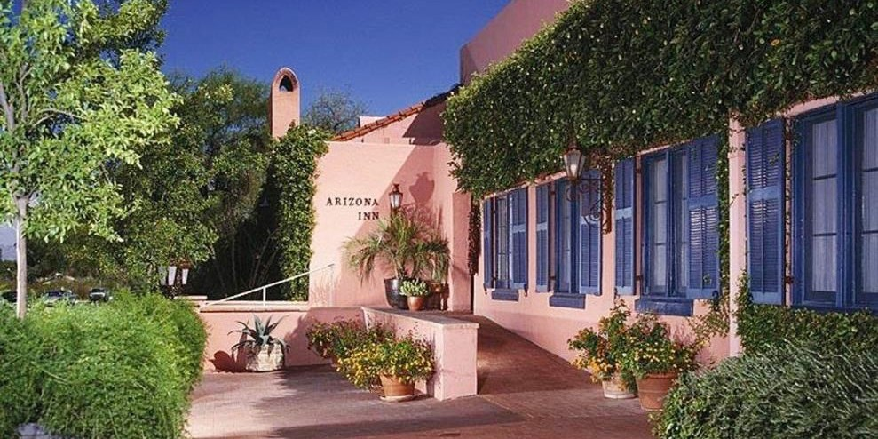 Arizona Inn -- Tucson, AZ