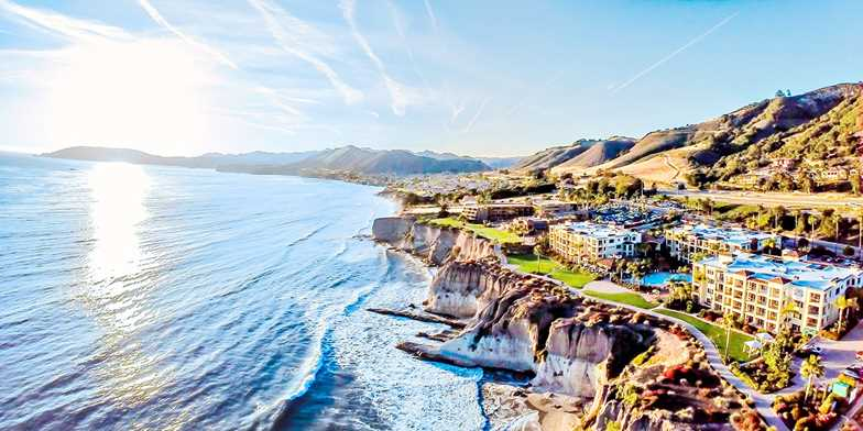 Dolphin Bay Resort And Spa Pismo Beach Ca