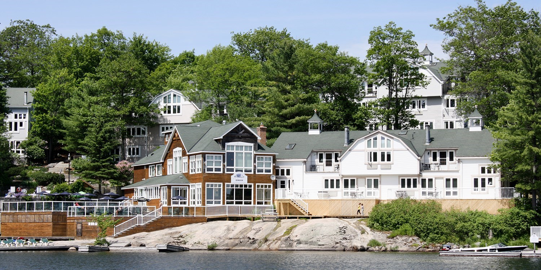 £123 – Muskoka Lakefront Resort, Reg. £269 -- Mactier, Canada