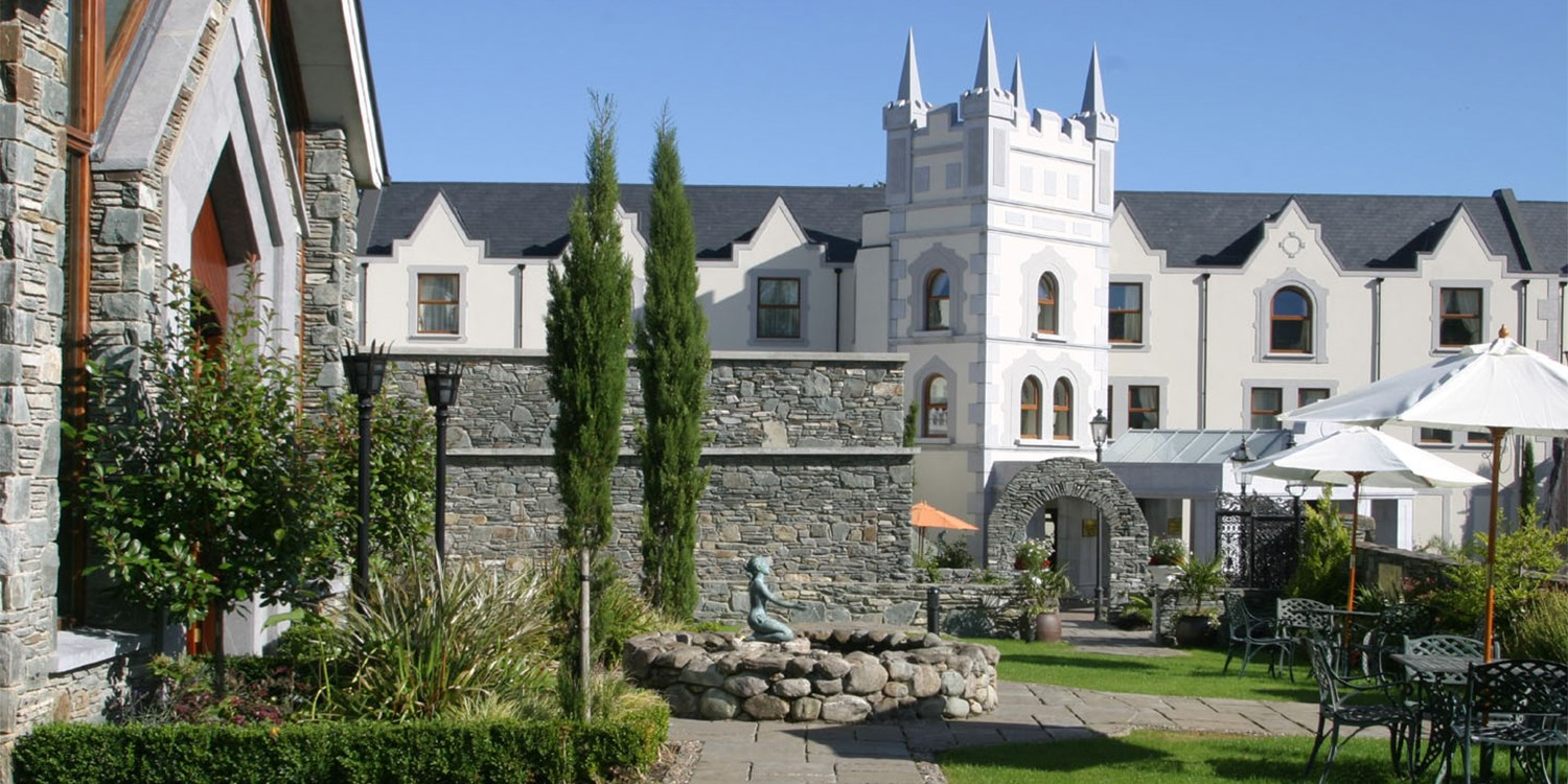 Muckross Park Hotel & Spa -- Killarney, Ireland