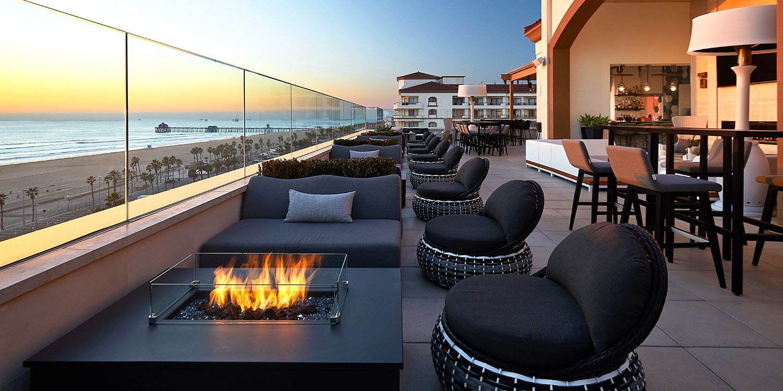 The Waterfront Beach Resort, A Hilton Hotel -- Huntington Beach, CA