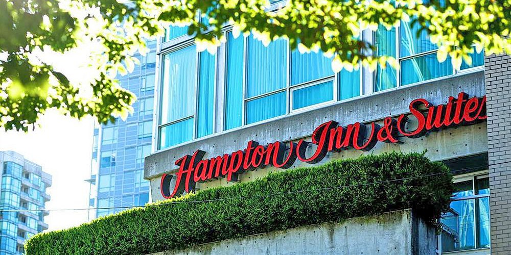 Hampton Inn and Suites by Hilton, Downtown Vancouver -- Vancouver, Canada