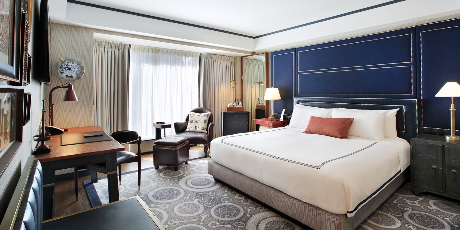 The Liberty, a Starwood Luxury Collection Hotel, Boston -- Beacon Hill, Boston