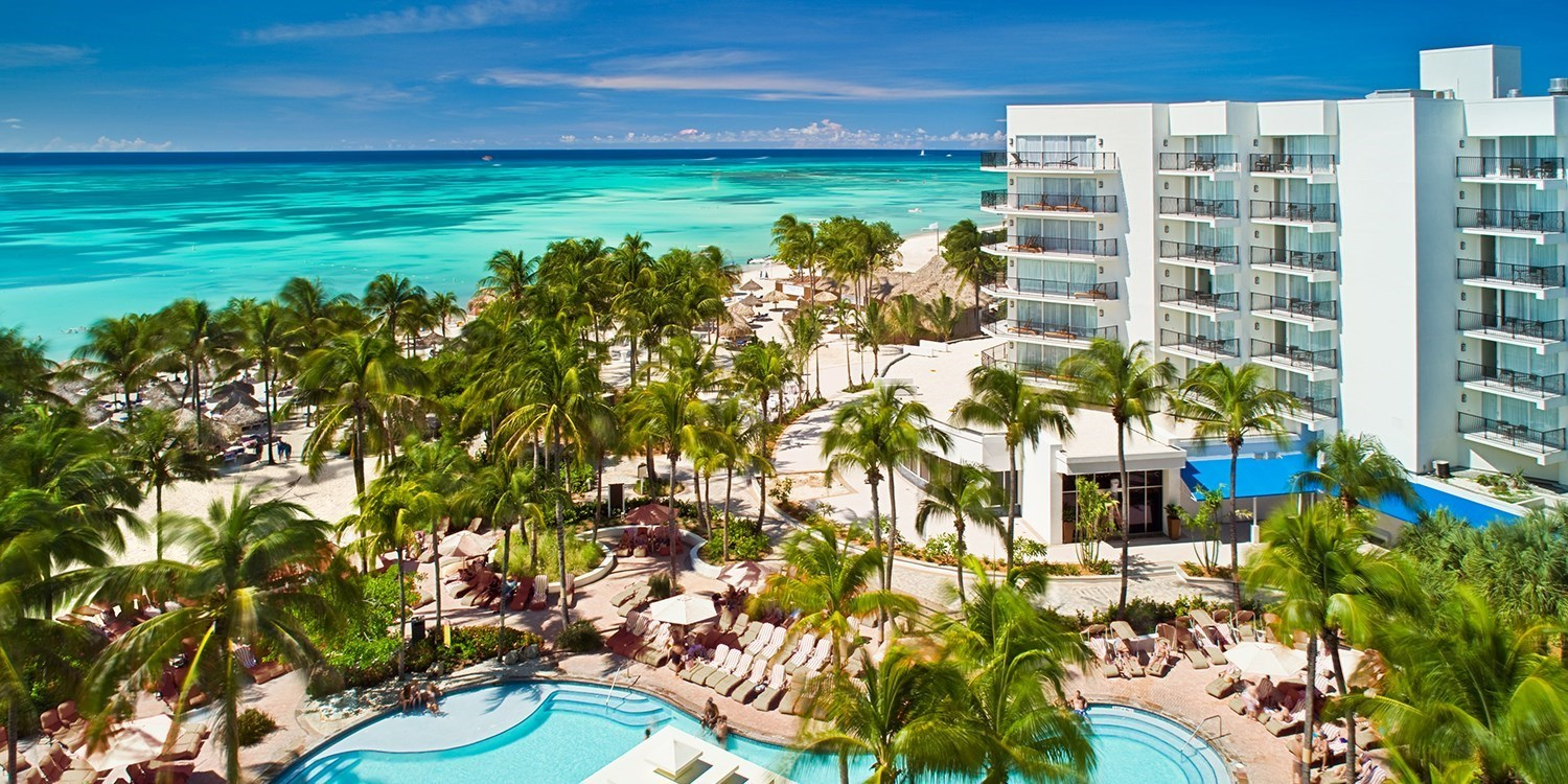 Aruba Marriott Resort & Stellaris Casino -- Palm Beach, Aruba