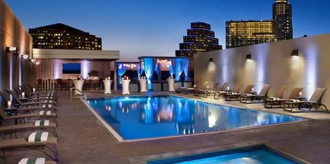 Hilton Austin -- Austin, TX - Austin-Bergstrom Intl (AUS)