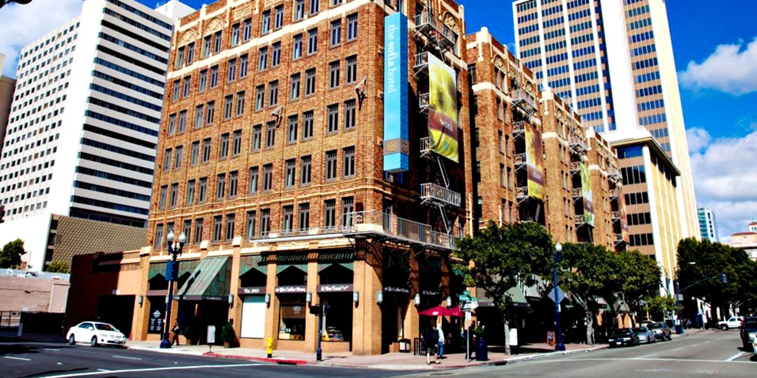 The Sofia Hotel -- Downtown San Diego - Gaslamp Quarter, San Diego