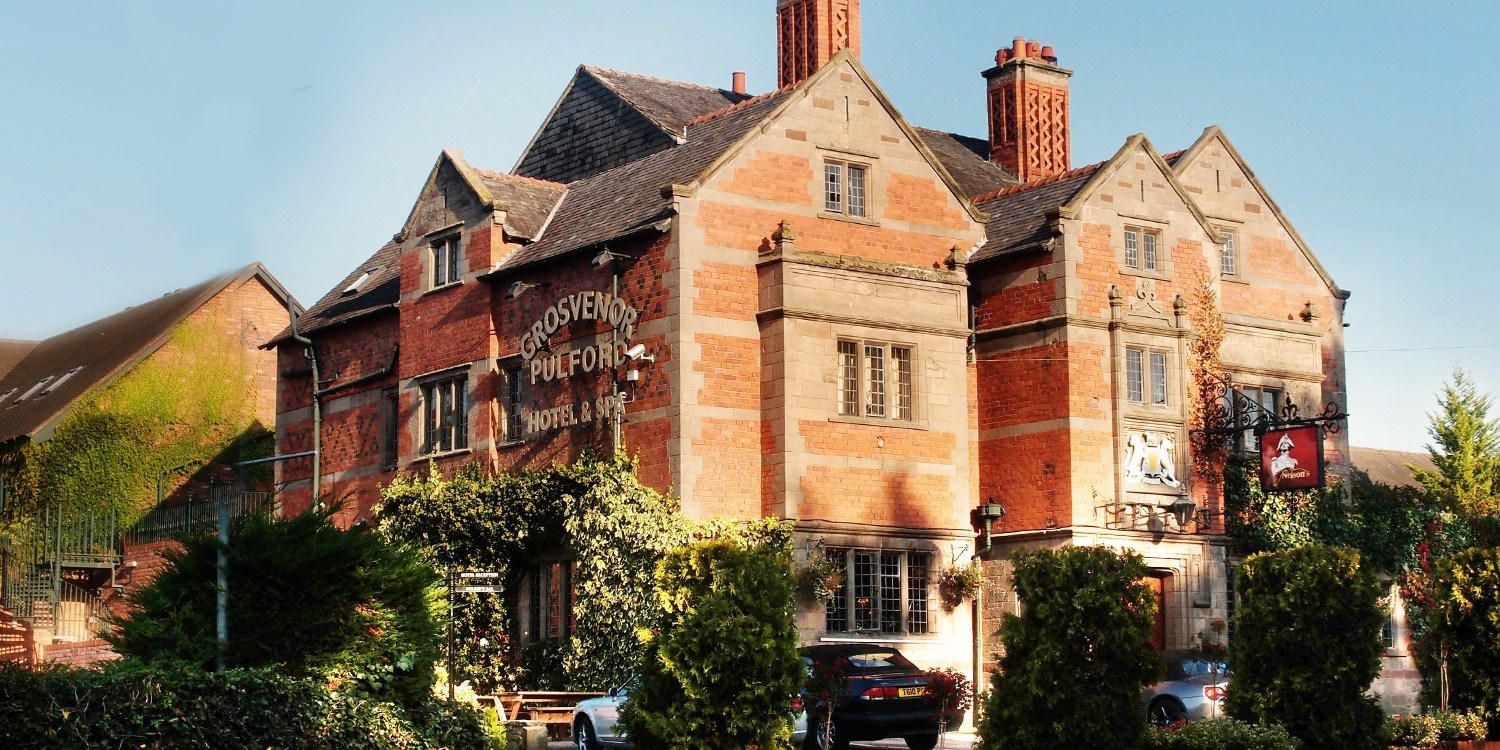 Grosvenor Pulford Hotel & Spa -- Pulford, United Kingdom
