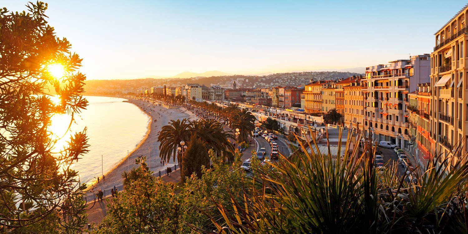 $91 & up – Nice: 4-star hotel stay w/breakfast, up to42% off -- Nice, France