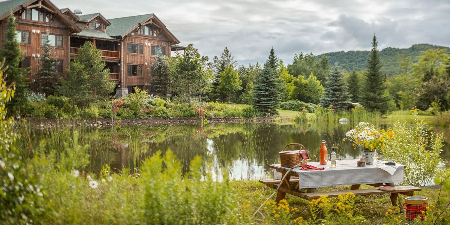 £192 & up – Lake Placid: All-Suite Lodge in the Adirondacks -- Lake Placid, NY
