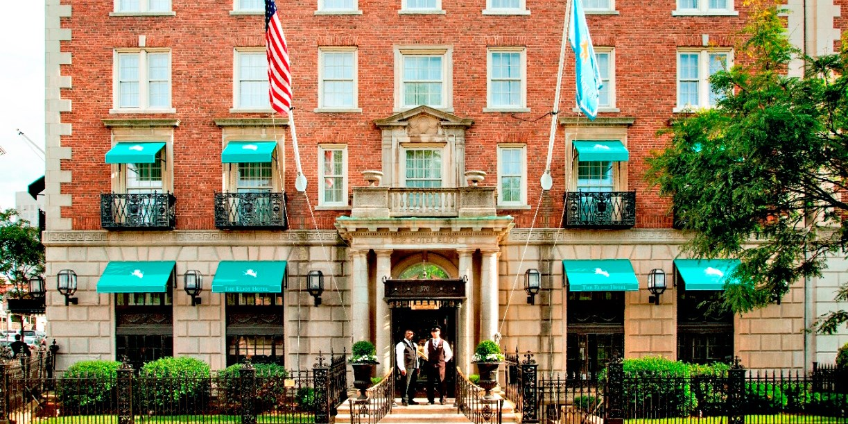 The Eliot Hotel -- Back Bay, Boston