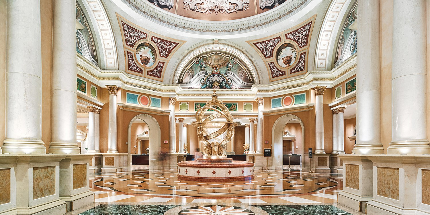 The Palazzo at The Venetian -- The Strip, Las Vegas