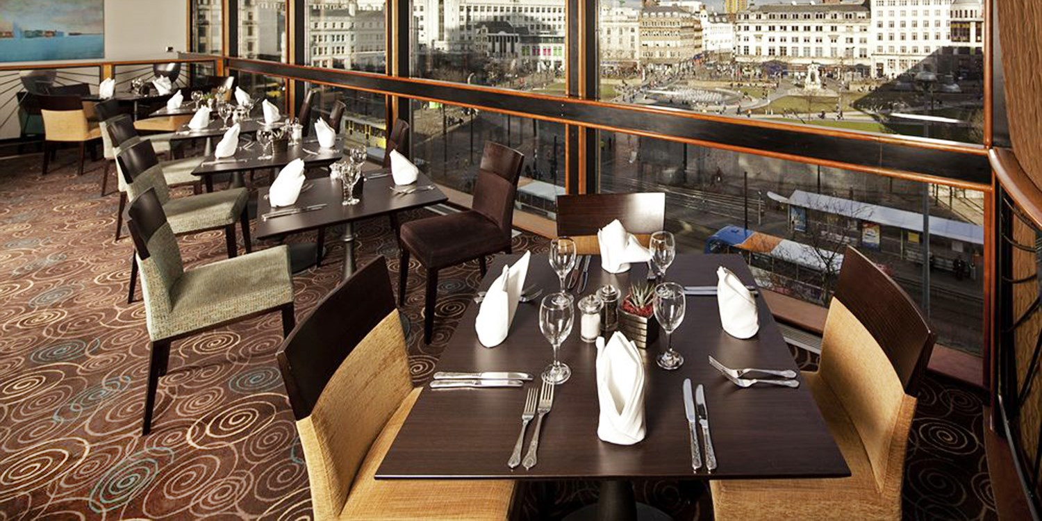 Mercure Manchester Piccadilly Hotel -- Manchester, United Kingdom