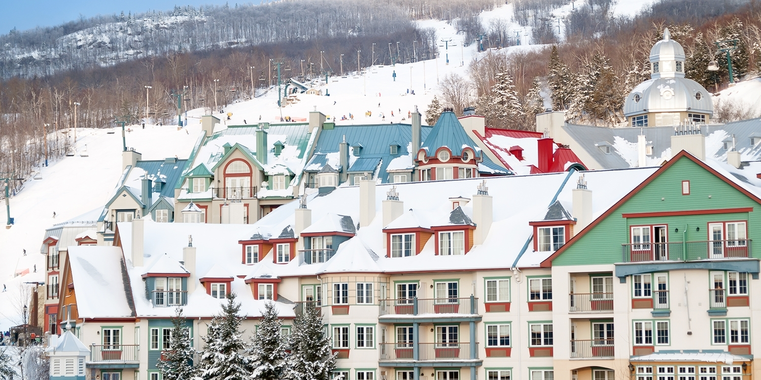 $124 – Mont-Tremblant Suite Stay w/Parking & Breakfast, Reg. $183 -- Mont Tremblant, Canada