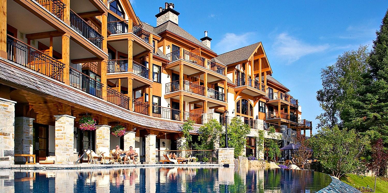 Hotel Quintessence Mont-Tremblant -- Mont-Tremblant, Canada