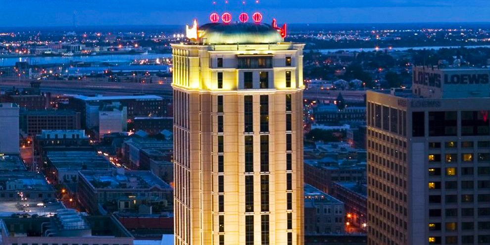 Harrahs New Orleans Casino & Hotel -- Central Business District, New Orleans