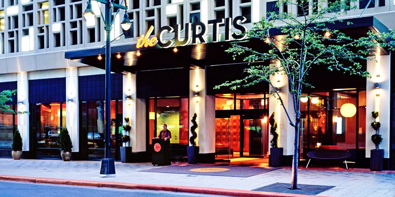 The Curtis Denver - a DoubleTree by Hilton Hotel -- Denver, CO