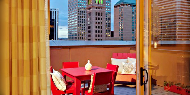 Courtyard by Marriott Denver Downtown -- Denver, CO