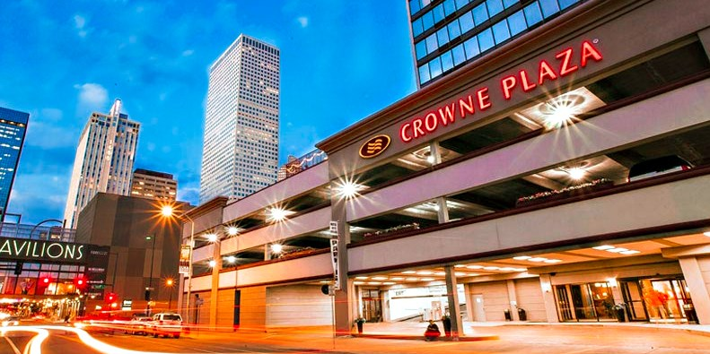 Crowne Plaza Denver -- Denver, CO